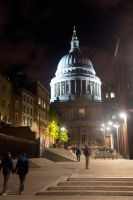St Paul's Cathedral by gavrilart