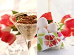 Mousse and eggs by kupenska