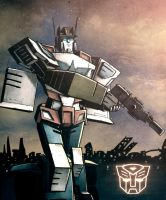 MW Optimus B by MACHINE-WARS