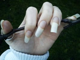 Andreea's Nails by crissandy