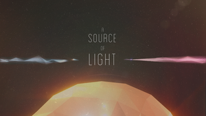 A Source of Light -  Title Screen by Dchen05