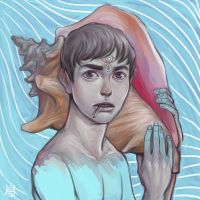 Look Beyond as you Listen Deep Into the Conch by Haatsu