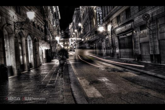 Rainy night_7 by Grooveinjector