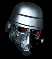 Helghast Assault Infantry Helmet by hsholderiii
