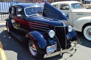 1936 Ford Sedan by Brooklyn47