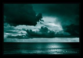 Dark Visions of Clouds 2 by Psynic