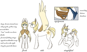 Paper Lantern Ref by IridescentMirage