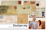 to 8 Envelope png by AmEeR-Sa
