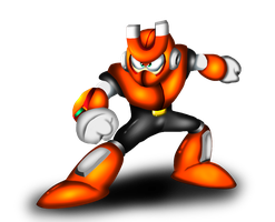 3D Magnet Man by spdy4