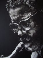 Joe Henderson by Geerke74