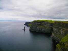Cliffs of Moher by Othersign