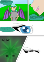 Dragon Evolution Ch1 The Beginning pg11 by HeroHeart001
