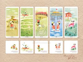 My country-Bookmark by nguyenshishi