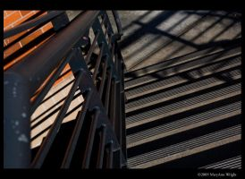 Staircase by MaryAnnBubna