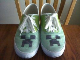 Creeper Shoes by rainyfurz