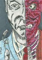 Two-Face PSC by bedlamnac