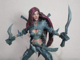 Katarina LOL (Close-up) [TEST COMPLETED] by BRSpidey