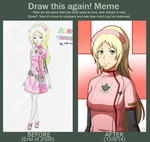 Draw this Again - Angie Thompson by adricarra