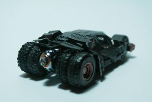 The Dark Knight Trilogy: Tumbler 2 by SydeX