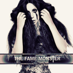 Lady Gaga - The Fame Monster CD COVER by GaGanthony
