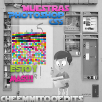 Muestras Photoshop by CheemmitooEdits