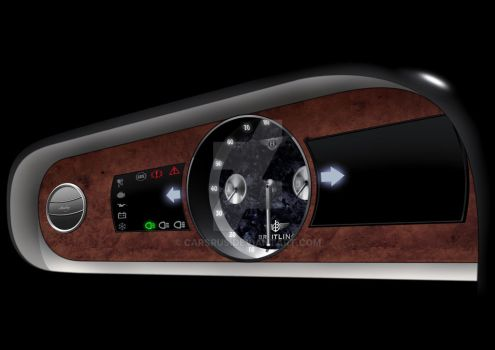Bentley Sterling Interior 2 by carsrus