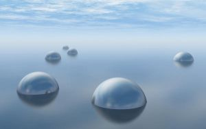 Sea Domes by DonMateo51