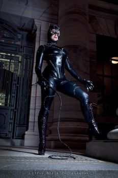 Catwoman by Fairie-Tails