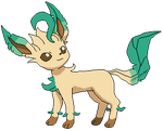 Little Leafeon by Fishlover