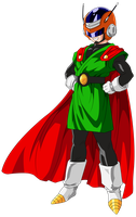 great saiyaman by maffo1989