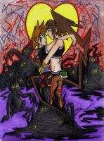 Darkness that keeps me... by Kingdom-Hearts-Yaoi