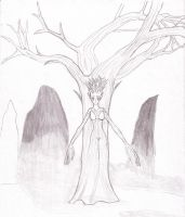 Mist Dryad by AngelicAdonis