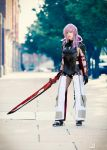 Lightning FFXIII by JwaiDesign