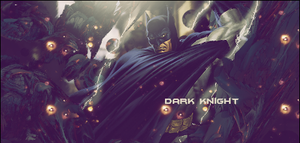 Dark Knight xD by ObitoxD