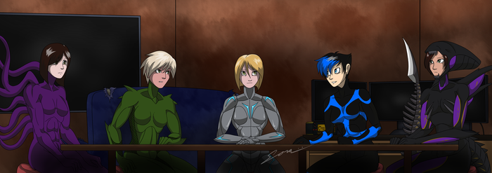 Grafters Table Meeting by DatFilthySora
