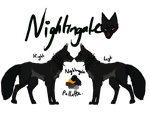 Nightingale reference by FrostySheeps
