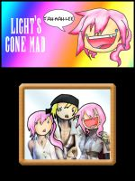 Light Gone Mad: Family Portait by shuzzy