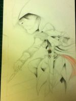 WIP assassins creed by fullmetalschoettle