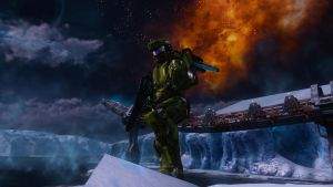 Halo 4 Remastery by lizking10152011