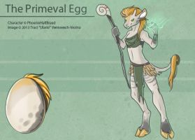 The Primeval Egg by Ulario