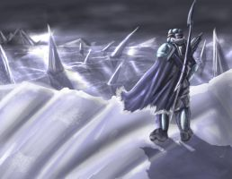 Frost Wolf Rebirth by JoeCool42