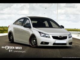 Chevrolet Cruze by blackboxdesign