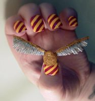 Snitch by KayleighOC