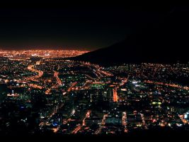 Cape Town by Mo-Photographer