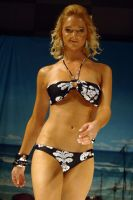 Rachel Hunter swimwear by samantha-gards