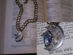 Capture the Moon Necklace by LeviathanSteamworks