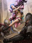 Polycount Contest Entry: Jinx by tekkoontan
