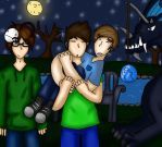 PewdieCryBuscus contest by Cheezitss