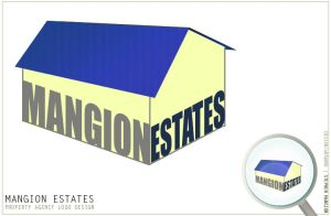 Property Agent Logo Design by mangion