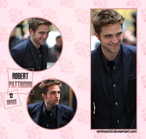 Robert Pattinson Photo Pack by Eminee1D